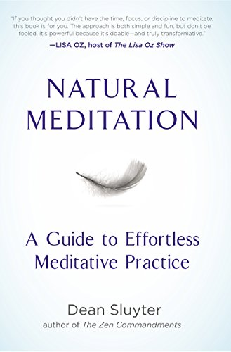 Natural Meditation: A Guide to Effortless Meditative Practice cover