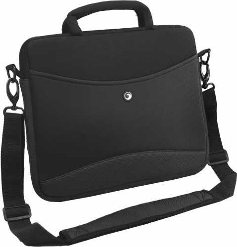 MCE Technologies MAR-SF2BLACK SportFolio Laptop Case for Apple 12-inch PowerBook (12 In Powerbook Laptops)