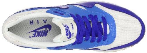 Nike Damen Air Max 1 Vintage Sneakers, Blau/Weiß sail/hyprbl