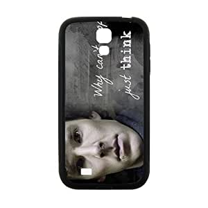 Magic Smart Sherlock Design Hard Case Cover Protector For Samsung Galaxy S4