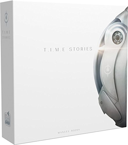 Time Stories Board Game (Mechanic Deck)