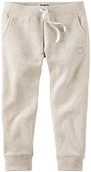 OshKosh Girls Fleece Jogger Pants