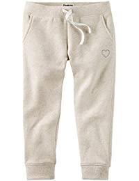 Girls' Fleece Jogger Pants