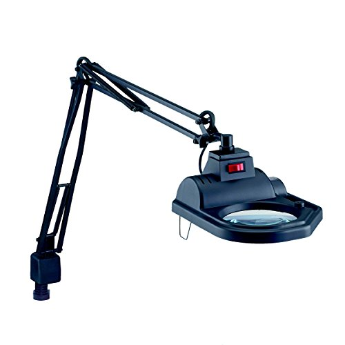 Electrix 7426-3D 3-Diopter Halogen Magnifier 45
