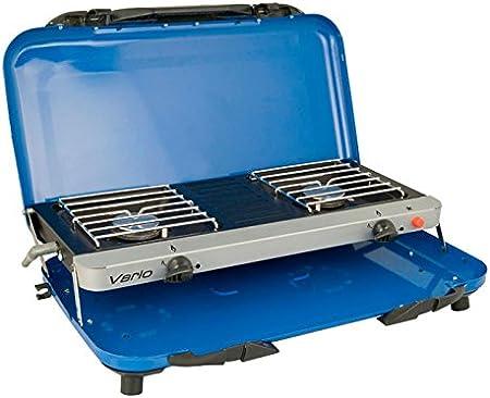 Camping Gaz Camping Vario - Hornillo portátil para Acampada, Color Azul