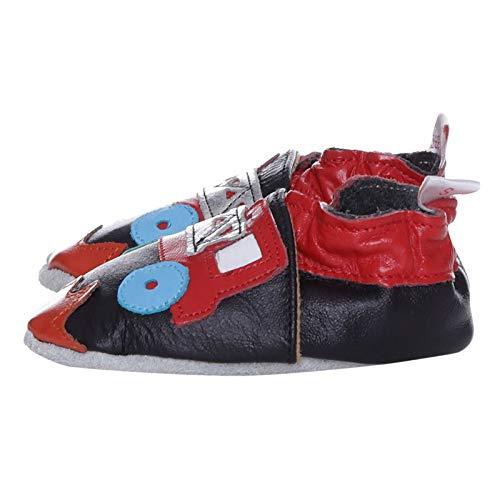 Babysteps Talla Bebé Zapatos Negro Para Fighter Color Fire Xs SqxSWa4URw