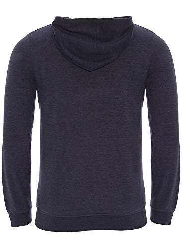 CORE by JACK & JONES Herren Hoodie blau L