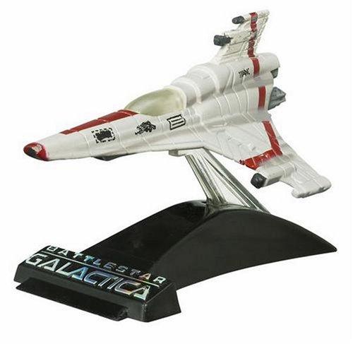 Titanium Series Battlestar Galactica 3 Inch Colonial Viper Mark VII