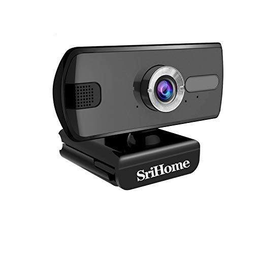 🥇 SriHome Webcam PC 1080P