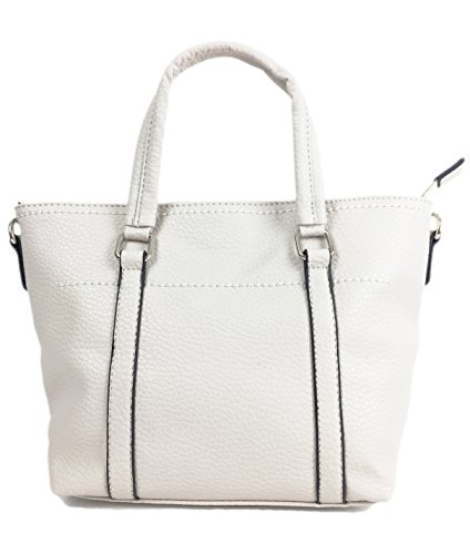 Designer Handbags for Ladies Candy Beautiful Women's Grab Bag with Detachable Adjustable Shoulder Strap. Putty