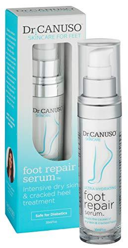 Foot Repair Serum - Eliminates Dry, Cracked Heels Fast!