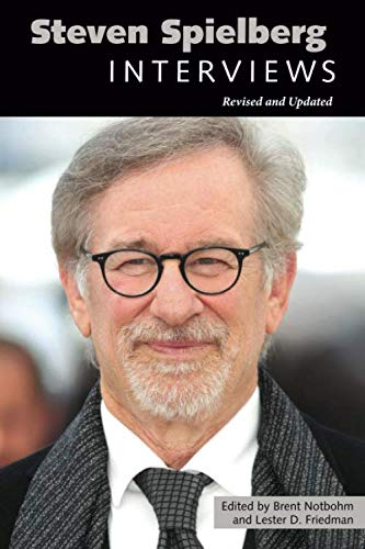 Steven Spielberg: Interviews, Revised and Updated (Conversations with Filmmakers Series) (Films Of Steven Spielberg)