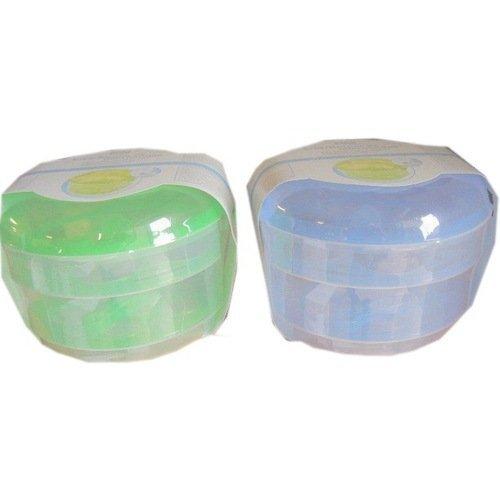 Esterilizador biberones microondas saro: Amazon.es: Bebé