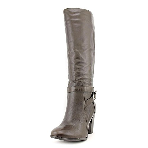 Marc Fisher Kessler Tall Leather Boot Dark Brown Women's 9.5 M US (Marc Fisher Kessler Boots compare prices)