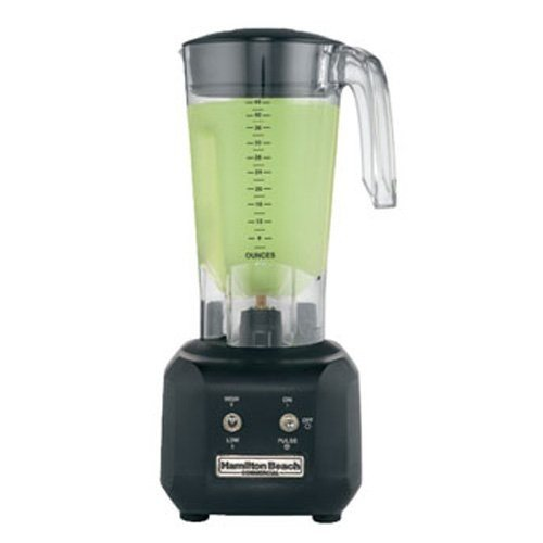 Hamilton Beach  (HBB250SR) 32 oz Commercial Two-Speed Blender - Rio Series