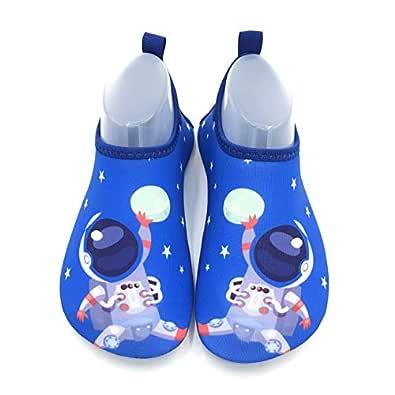 Baby Boys Girls Water Shoes Barefoot Aqua Sock Shoes for Beach Pool Surfing Yoga Swimming Walking