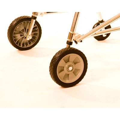 All-Terrain Wheels for Pre-adolescent's Walker