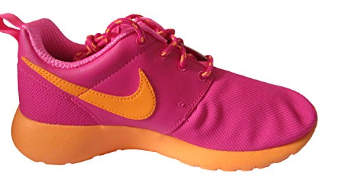 Kids Bright Pink One Roshe Pink Trainer Vivid Nike Unisex Citrus qBOwn6t