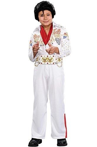 Rubies Deluxe Elvis Toddler/Child (Deluxe Toddler Elvis Costumes)