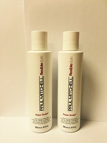 Paul Mitchell Super Sculpt Glaze 8.5oz (pack of 2) (Glaze Paul Mitchell Sculpt Super)