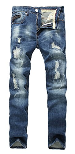 Mens 35 Inch Waist Jeans - 9