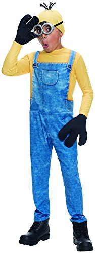 Best Halloween Costumes Minion (Rubie's Costume Minions Kevin Child Costume, Medium)