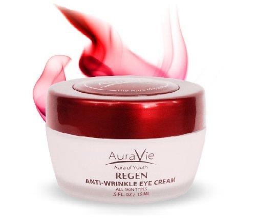 AuraVie REGEN Anti-Wrinkle Eye Cream 0.5fl.oz