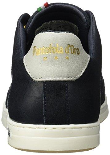 Auronzo D'oro Pantofola Low Baskets Bleu Uomo blanc Homme 1fFwxqU5