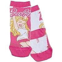 facd5205b Meia infantil feminina cano curto Barbie Lupo 2790 -