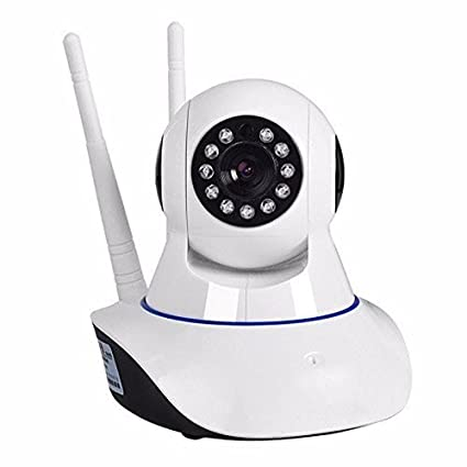 Gradeo D4D Wi-Fi Wireless HD IP Security CCTV Camera: Amazon