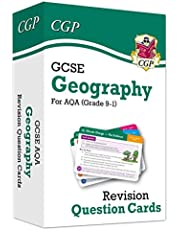 New Grade 9-1 GCSE Geography AQA Revision Question Cards (CGP GCSE Geography 9-1 Revision)