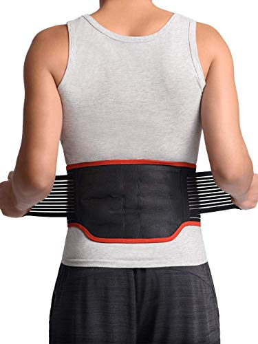 magnetic back support belt - 3