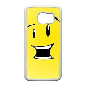 Watchmen logo_003 For Samsung Galaxy S6 Edge Cell Phone Case White pu1m0h_7585096