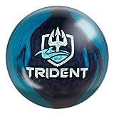 Motiv Trident Nemesis Bowling Ball- Teal/Black Pearl 14lbs