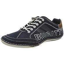 Bugatti 321480095400, Zapatillas para Hombre, Azul (Dark Blue 4100), 46 EU
