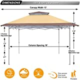ABCCANOPY 13x13 Canopy Tent Instant Shelter Pop
