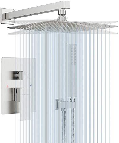 EMBATHER Shower System Brushed