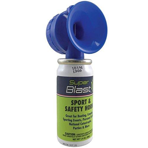 Max Pro Super Blast Personal Alarm Sport Safety Air Horn 112-decibel 1.4 - Horn Air Manufacturers