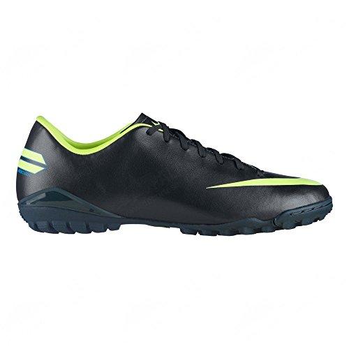 Nike Mercurial Victory III Astro Turf Football Boots (6) Black