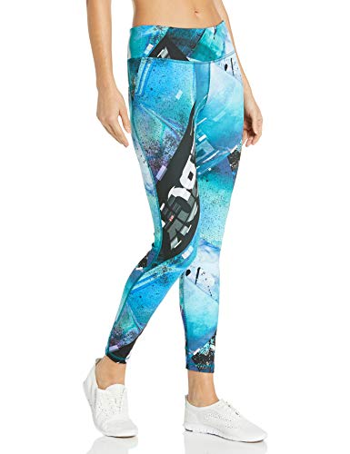 Reebok Training Supply Lux Bold Tight 2.4, Seaport Teal, X-Large