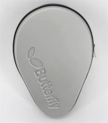 Grey EVA Table Tennis cover case table tennis Bat Racket carry bag by no!no!