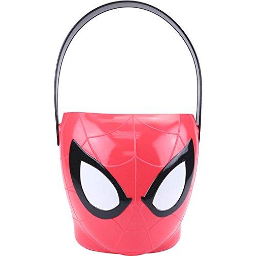 Spider-Man Spiderman Figural Plastic - Halloween Spiderman Bucket