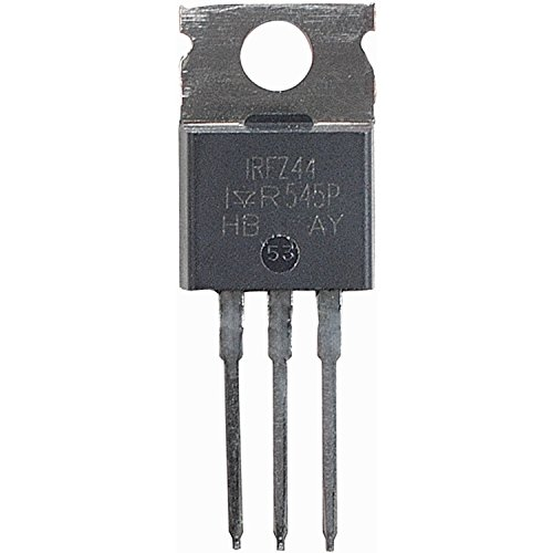5 Pcs IRFZ44N N-Channel MOSFET by Tech Express