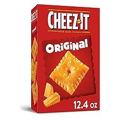 Cheez-It Original Cheese Crackers - Scho...