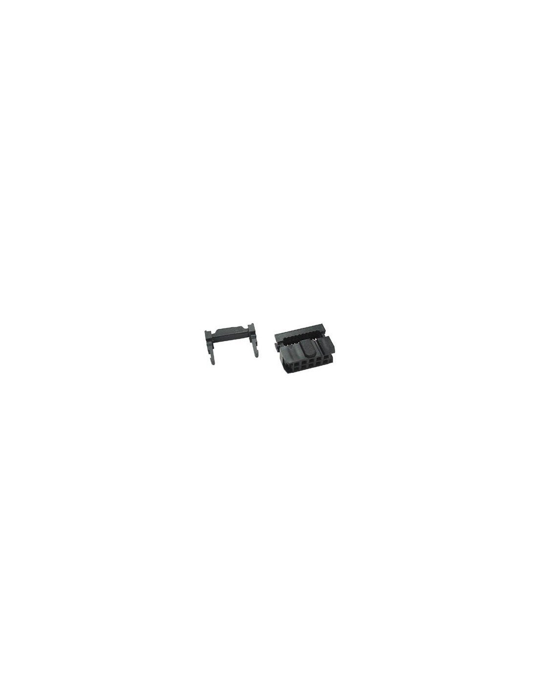 Velleman 141012  IDC Connector, 16  PIN 16 PIN