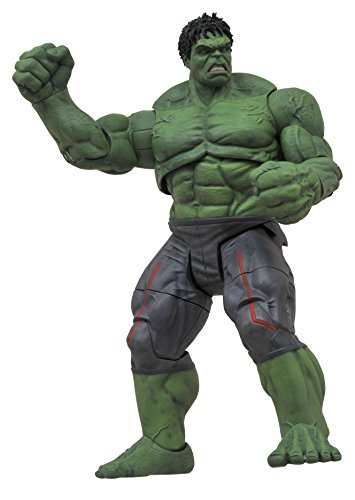 Diamond Select Toys Marvel Select: Avengers Age of Ultron Movie: Hulk Action Figure(Discontinued by manufacturer)