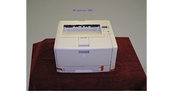 HP LaserJet 5200 - Impresora láser (35 ppm), blanco: Amazon ...