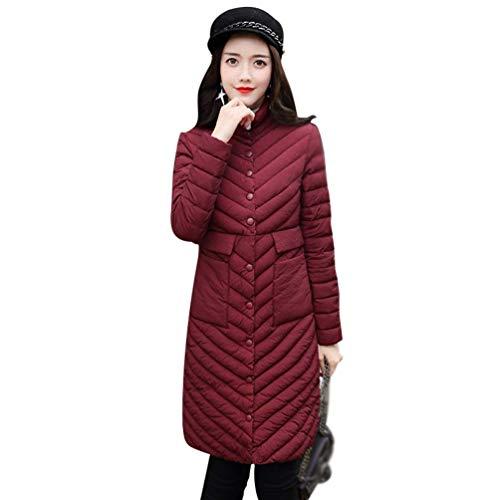 femmes taille 4xl Couleur capuche avec d'extérieur Vert Zhrui en Zred coton rembourrés coupe Vêtements ajustée pour Winter une xOwnqa10Zn