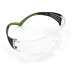 Peltor Sport SecureFit Eye Protection - Amber Anti Fog