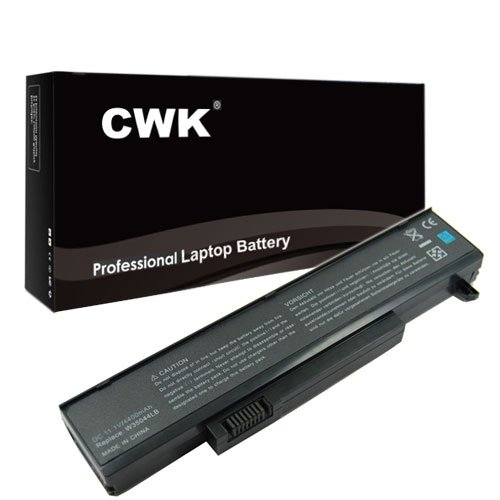 CWK Long Life Replacement Laptop Notebook Battery for Gatewa